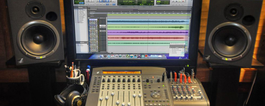 Station A - Running Pro Tools 9